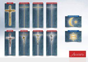 Accessori Croci - Gesa Impresa Funeraria Internazionale