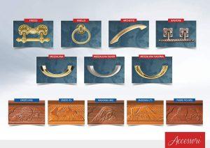 Accessori Maniglie e Incisioni - Gesa Impresa Funeraria Internazionale