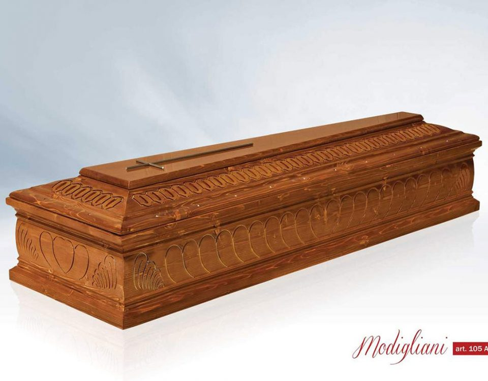 Art105 Modigliani AB - Gesa Impresa Funeraria Internazionale