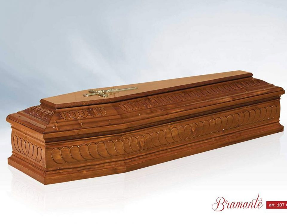 Art107 Bramante AB - Gesa Impresa Funeraria Internazionale
