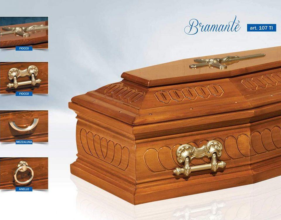 Art107 Bramante TI DETTAGLIO - Gesa Impresa Funeraria Internazionale