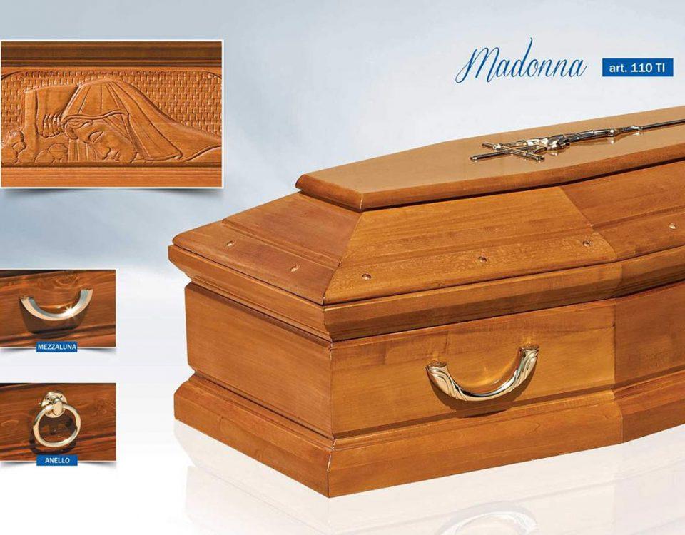 Art110 Madonna TI DETTAGLIO - Gesa Impresa Funeraria Internazionale