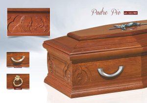 Art111 Padre Pio MO DETTAGLIO - Gesa Impresa Funeraria Internazionale
