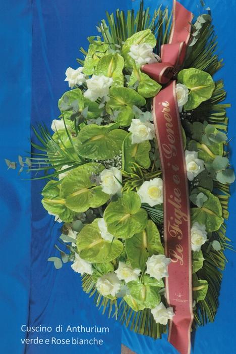 Fiori Bianchi - Gesa Impresa Funeraria Internazionale